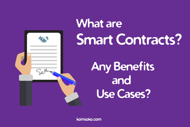 Smart contracts definition